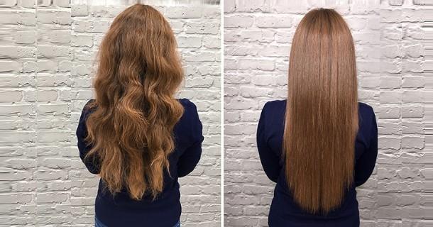 keratyna do włosów - efekty, opinie, działanie, skutki uboczne