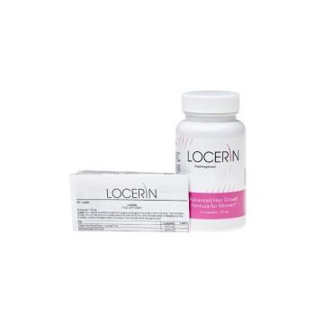 Kapsułki stymulujące porost włosów Locerin