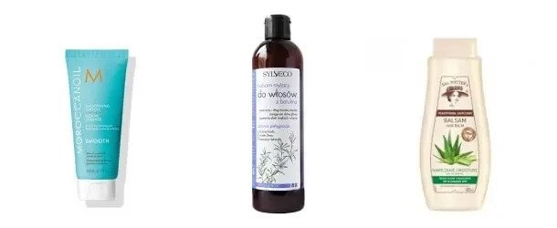 Rekomendowane balsamy do włosów